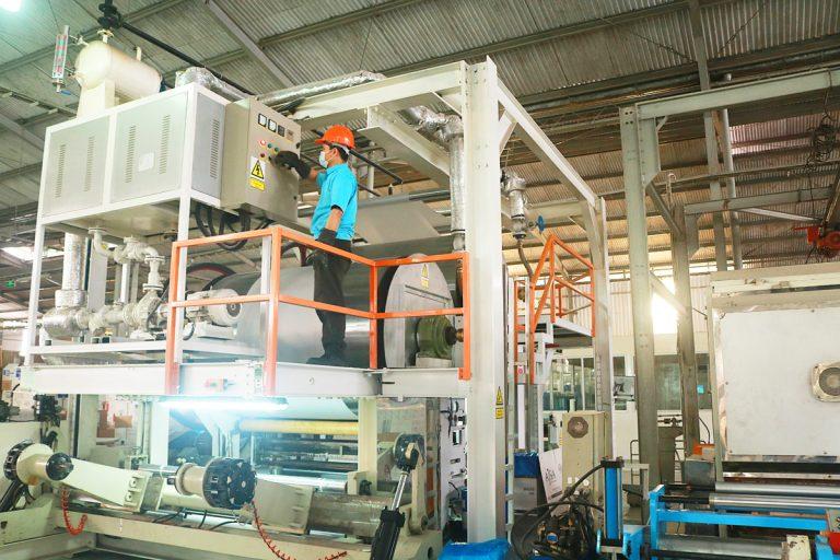 Coating Machine Maesindo Indonesia Ltd.